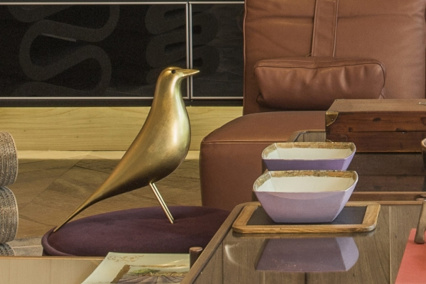 Eames Birds no Decor