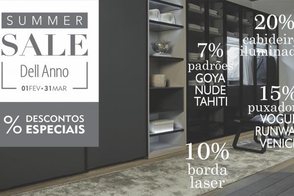 Promoção Summer Sale 2018 Dell Anno Curitiba