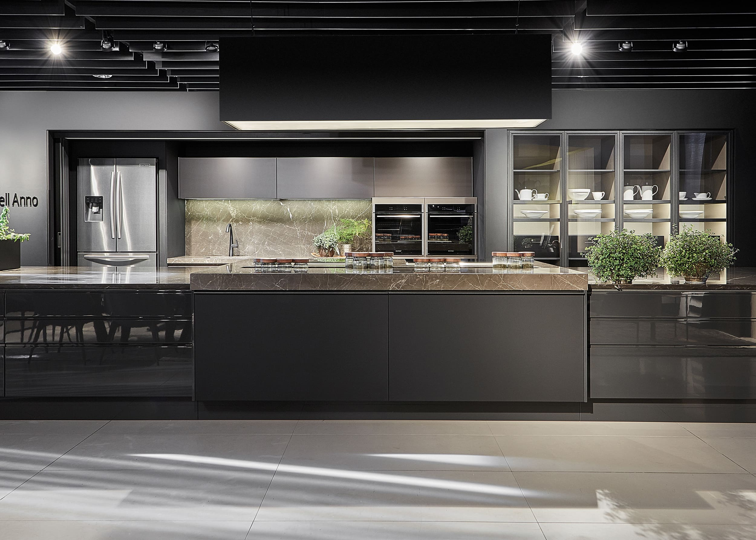 Cozinha Planejada Invisível Dell Anno - Tendência 2018