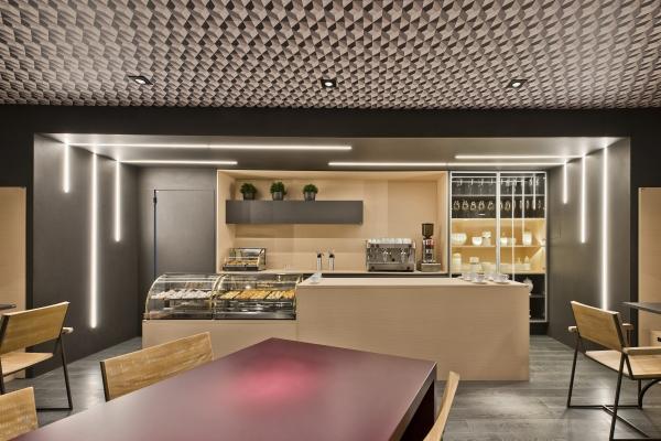 Casa Cor Paraná 2018 - Ambiente Café - Dell Anno Curitiba