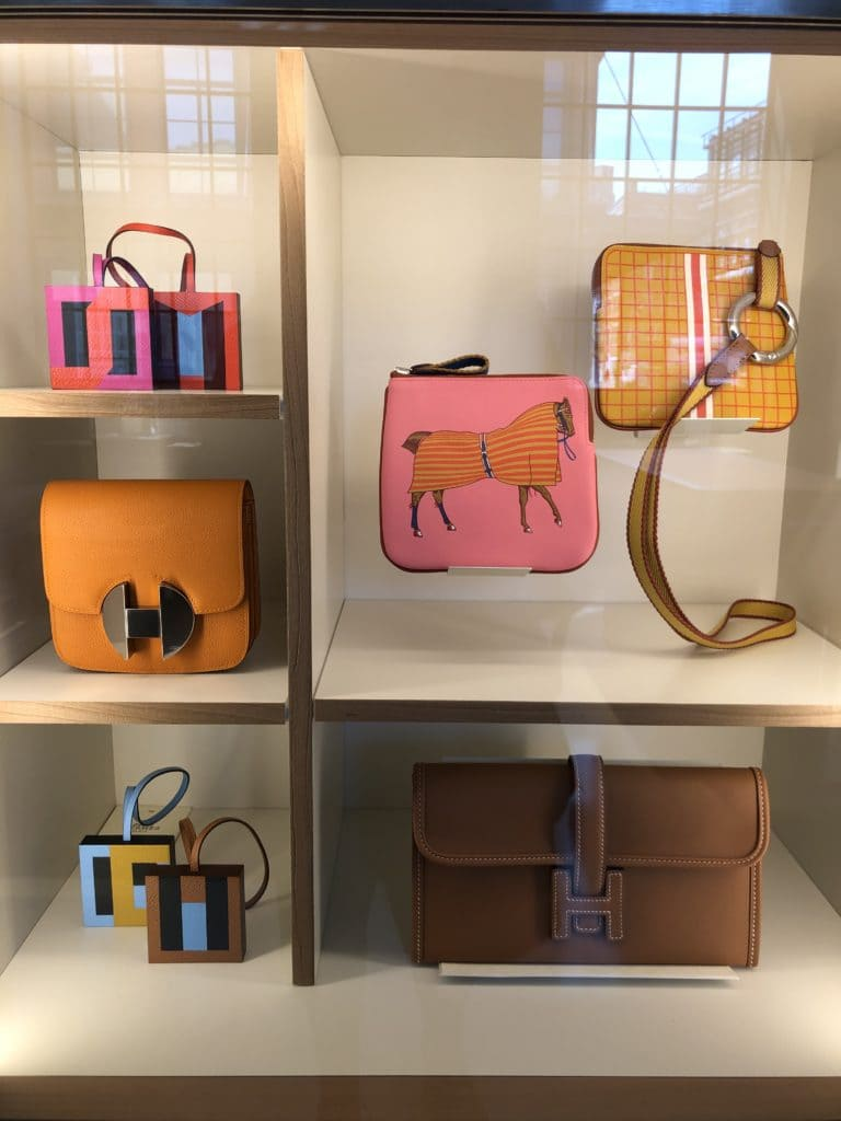 Loja Hermès em Nova York